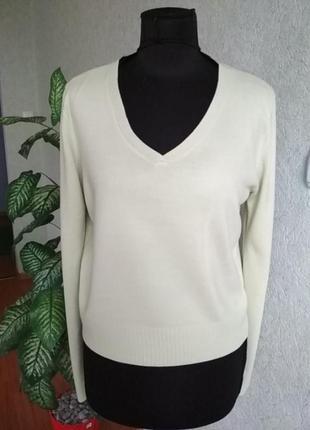 Стильный 🥗 салатовый пуловер george размер-50+.