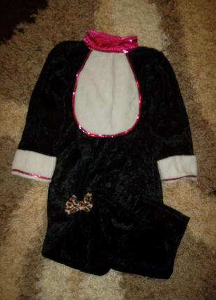 Карнавальный костюм кошки кошечки киси