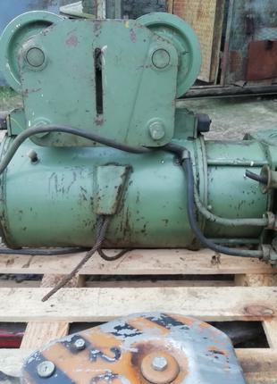 Тельфер болгарский взрывозащищенный 2 т, 12 м