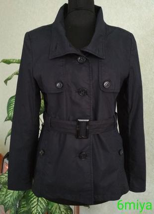 Женский базовый плащ тренч куртка h&m.