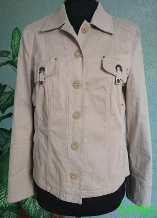 Женский пиджак жакет куртка bianka.