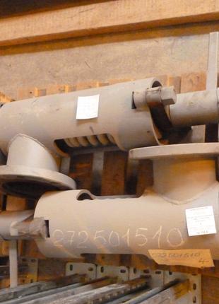 Клапан предохранительный Т-32МС-1 Dn80 Pn64 фланцевое