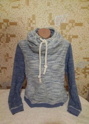 Классный теплый свитер