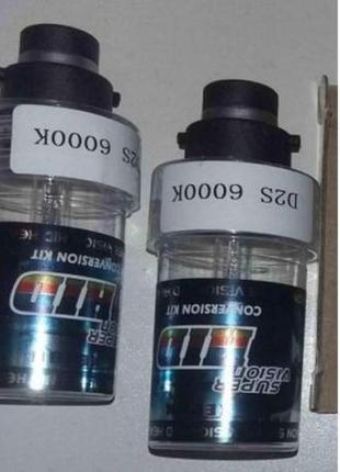 Лампа ксенон D2s D4S 4300 - 12000 k