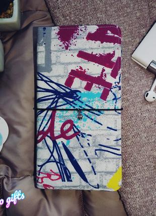 """Блокнот мидори """"Графити"""""""