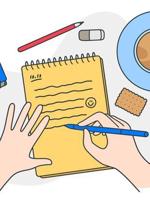 Услуги в написании, составлении писем, запросов