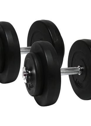 Гантелі 2*10 кг