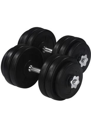 Гантелі 2*18 кг