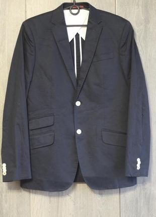 Стильный мужской пиджак h&m
