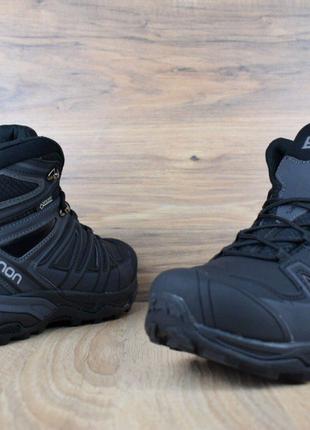 Зимние мужские ботинки на меху Salomon X ULTRA 41 размер