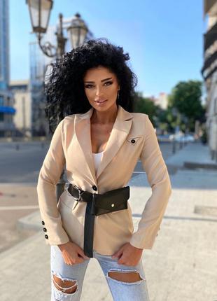 Женский пиджак классика