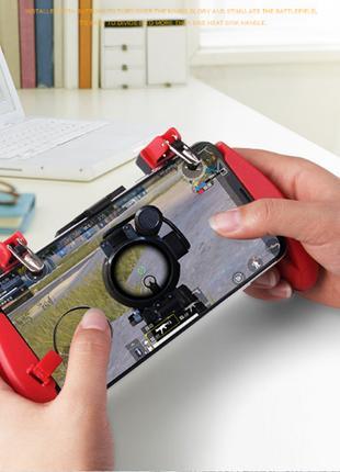 Геймпад с быстрым джойстиком Seuno Z8 триггеры PUBG для телефона