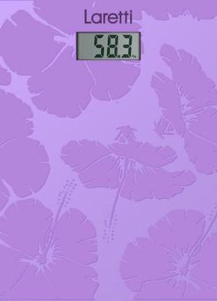 Весы напольные Laretti LR-BS0013
