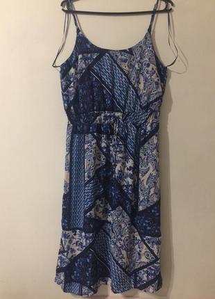 George платье сукня сарафан шифоновый