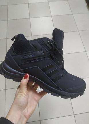 Зимние ботинки мужские