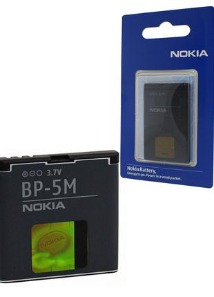 Аккумуляторная батарея Nokia BP-5M