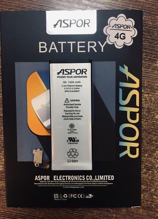 Акумуляторная батарея на телефон iPhone 4G