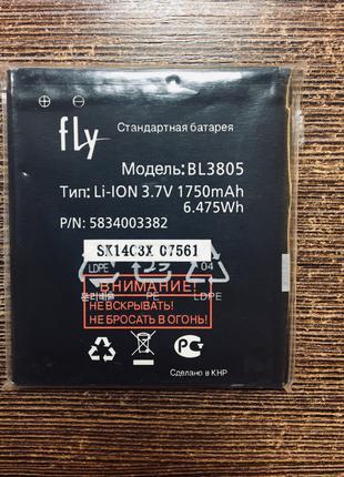 Акумуляторная батарея на телефон Fly IQ4404/ BL3805