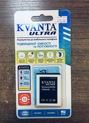 Акумуляторная батарея на телефон Samsung S5360/S5380