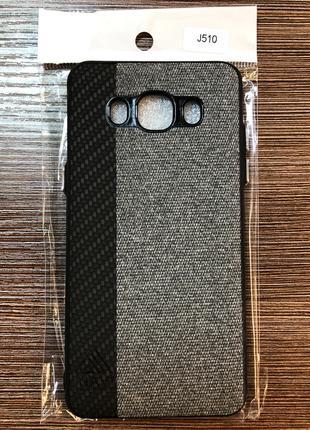 Чехол-накладка INAVI на телефон Samsung J510, J5 2016 серого ц...