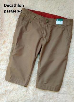 Стильные брендовые шорты/бермуды-чиносы
