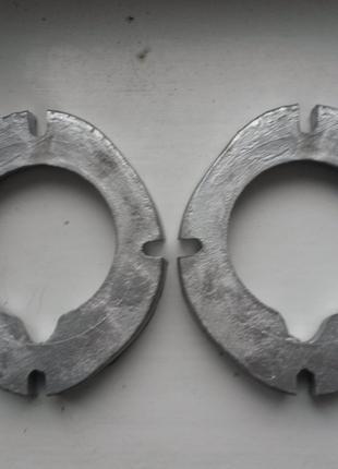 Проставки (20 мм) під передні пружини Berlingo, Partner, Lanos