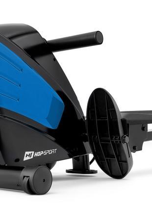 Гребной тренажер для дома до 120 кг Hop-Sport HS-060R Cross Bl...