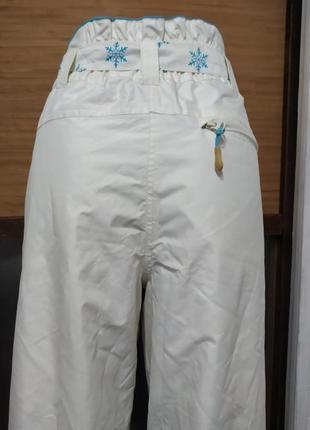 Теплые  штаны для лыж,борда,