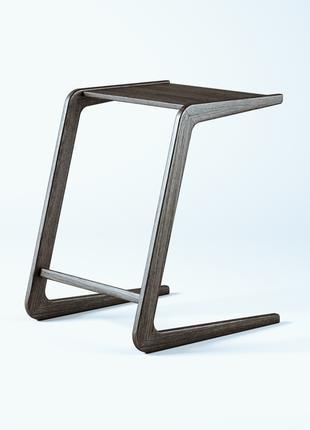 Приставной столик Boomerang mk1 натуральное дерево. Ясень.