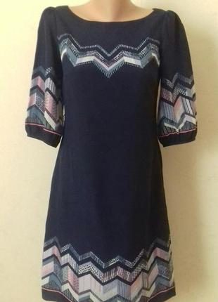 Платье с принтом monsoon