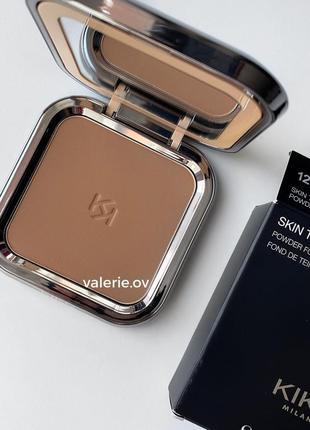 Пудра kiko milano skin tone powder foundation