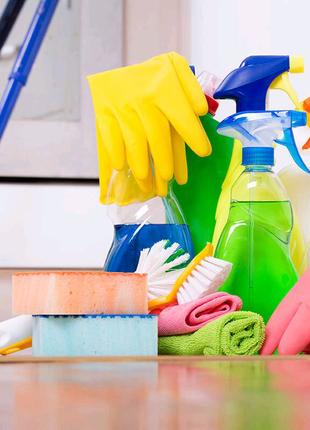 Уборка домов , квартир , офисов. Клининг