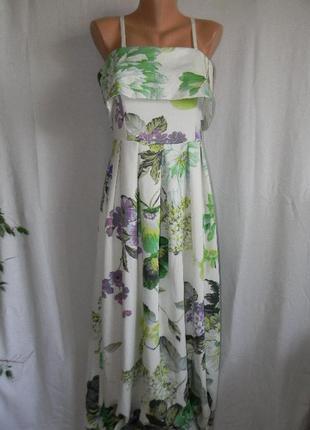 Новое красивое платье в пол asos