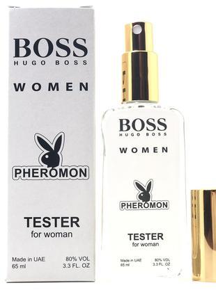 Hugo Boss Boss Woman (Хуго Босс Вумен) с феромонами тестер жін...