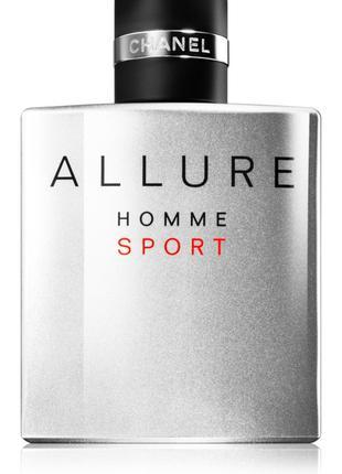 Тестер мужской Chanel Allure Homme Sport