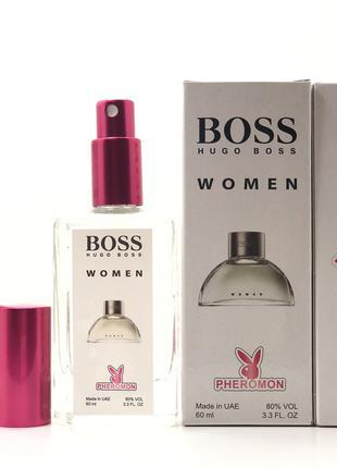 Женский аромат с феромонами Hugo Boss Boss Woman Хуго Босс Бос...