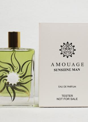 Тестер Amouage Sunshine Man
