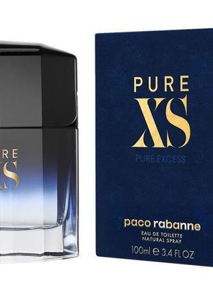 Туалетная вода для мужчин Paco Rabanne Pure XS ( Пако Рабанн п...