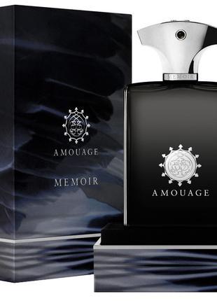 Парфюмированная вода Amouage Memoir Man