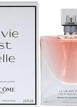 Тестер женский Lancome La Vie Est Belle