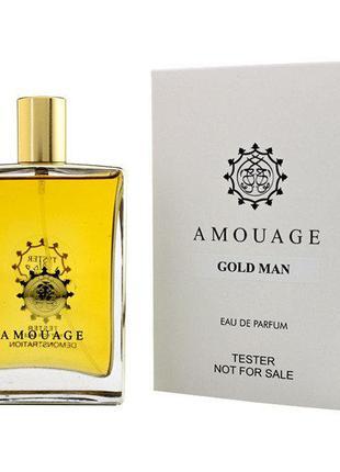 Тестер Amouage Gold Man