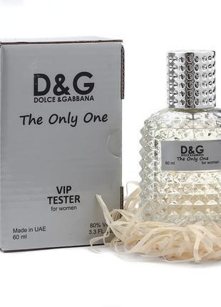 Тестер подарочный женский Dolce & Gabbana The Only One