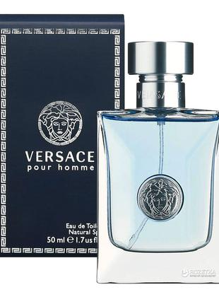 Парфюмированная вода Versace Pour Homme