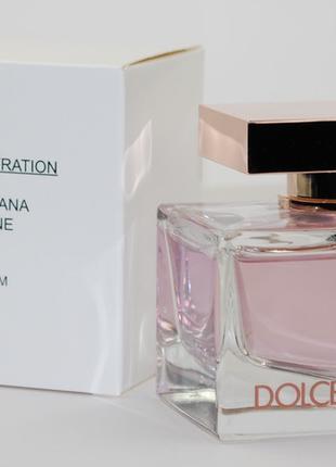 Тестер Dolce & Gabbana Rose The One