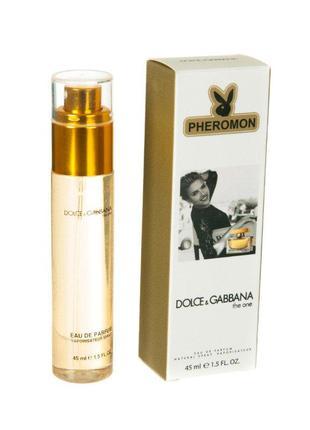 Мини-парфюм с феромонами Dolce&Gabbana; The One