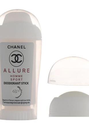 Мужской дезодорант Chanel Allure Sport