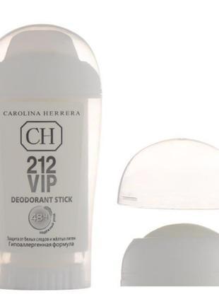 Женский дезодорант Carolina Herrera 212 VIP