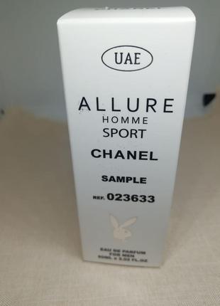 Парфюм с феромонами Chanel Allure Homme Sport