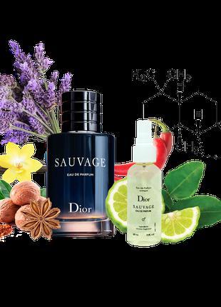 Christian Dior Sauvage Parfum (Кристиан Диор Саваж Парфюм)