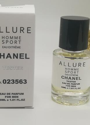 Парфюм-тестер Chanel Allure Homme Sport Eau Extreme (Шанель Ал...